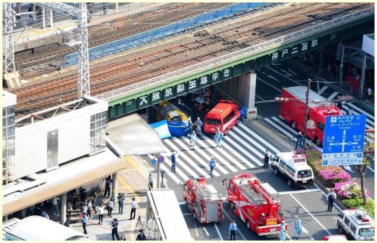 神戸市,三宮,路線バス,事故,原因,踏み間違え,運転手,名前,大野二巳雄,顔画像