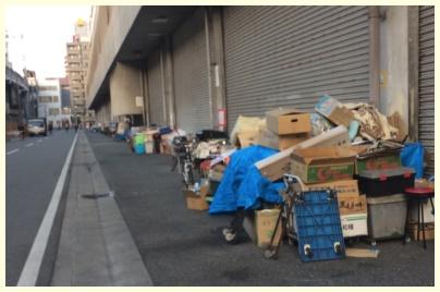 画像,西成地区,あいりん地区,治安,危険,スラム街