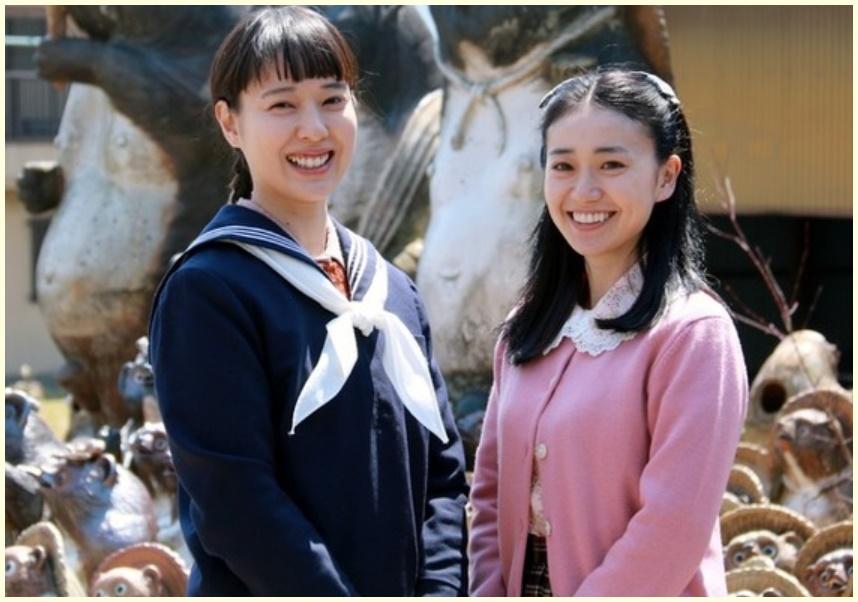 戸田恵梨香,大島優子,15歳,無理,セーラー服姿,画像,スカーレット