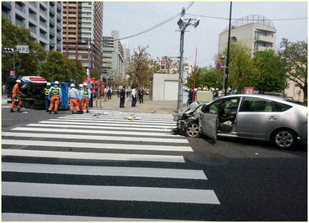 画像,東京,豊島区,東池袋,南池袋,交通事故,原因,場所,高齢者,プリウス,踏み間違え
