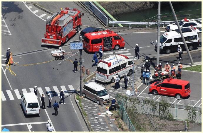 大津市,大萱,事故,幼稚園児,原因,前方不注意,どっちの車が悪い