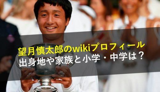 望月慎太郎のwikiプロフィールや出身地!家族(父・兄弟)や小学中学も紹介!