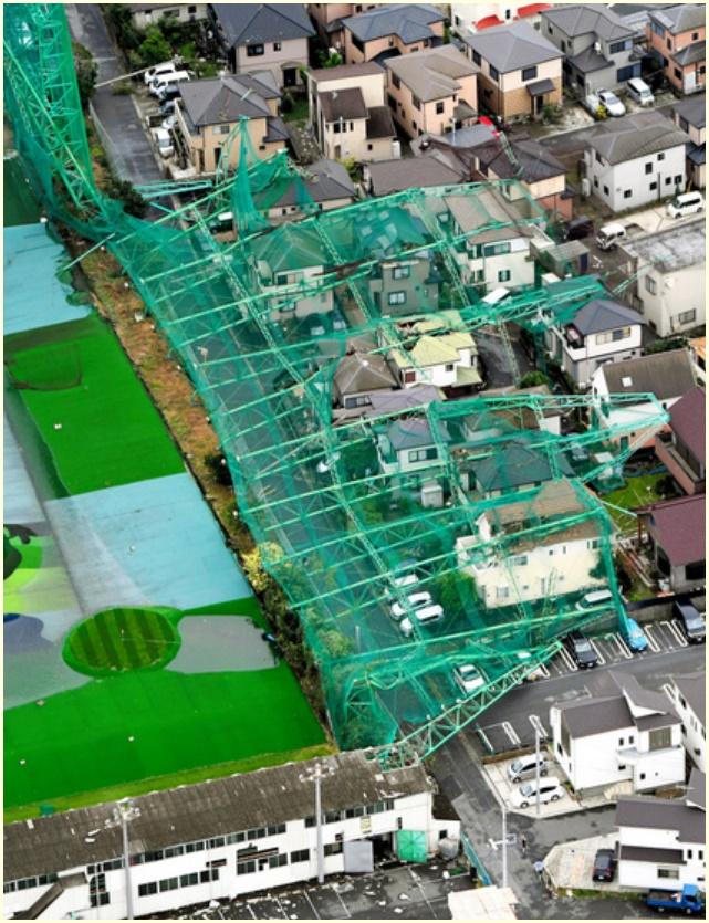 市原市,ゴルフ練習場,ネット支柱,倒壊,修理代,損害賠償,場所はどこ,現在の状況