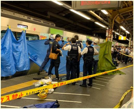 石井宏幸,事故,自殺,理由,真相,JR新宿駅,人身事故,画像