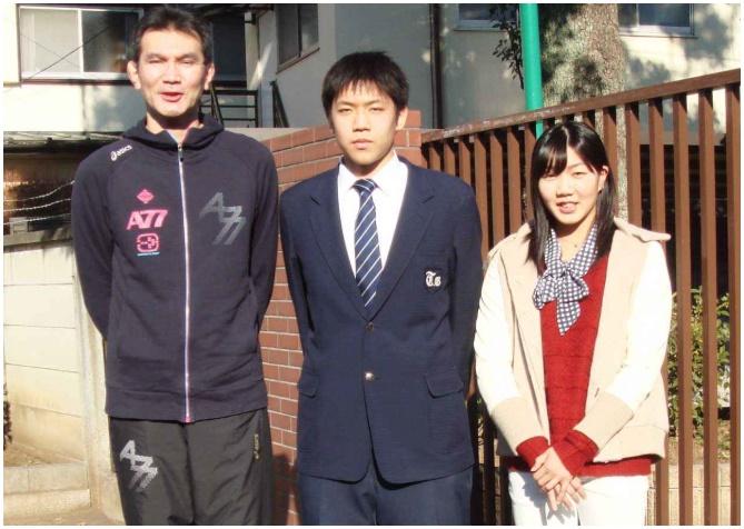 大竹壱青,父親,元日本代表,身長208センチ,大竹秀之,中央大学,石川祐希,チームメイト,動画