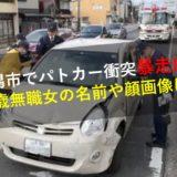 山形3県,6歳無職女,名前,顔画像,暴走した理由,なぜ,新潟市,パトカー衝突