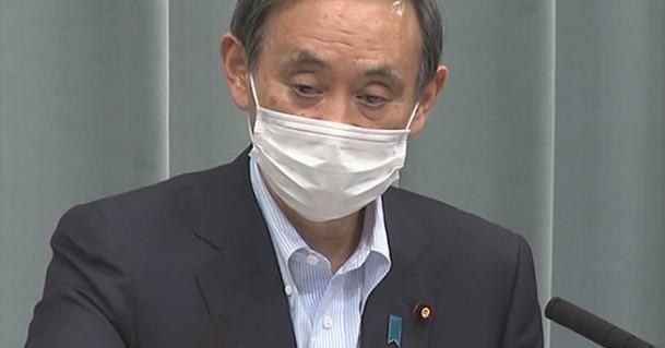 菅義偉首相のTwitter