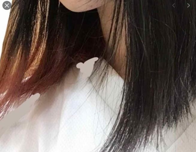 千葉県立高校で女子生徒に黒染めスプレー