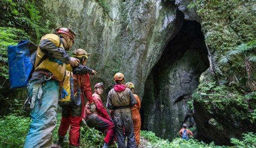 立命館大学生磯野祐紀さん(24)が岡山県の山中で洞窟探査中に事故。原因と場所は?